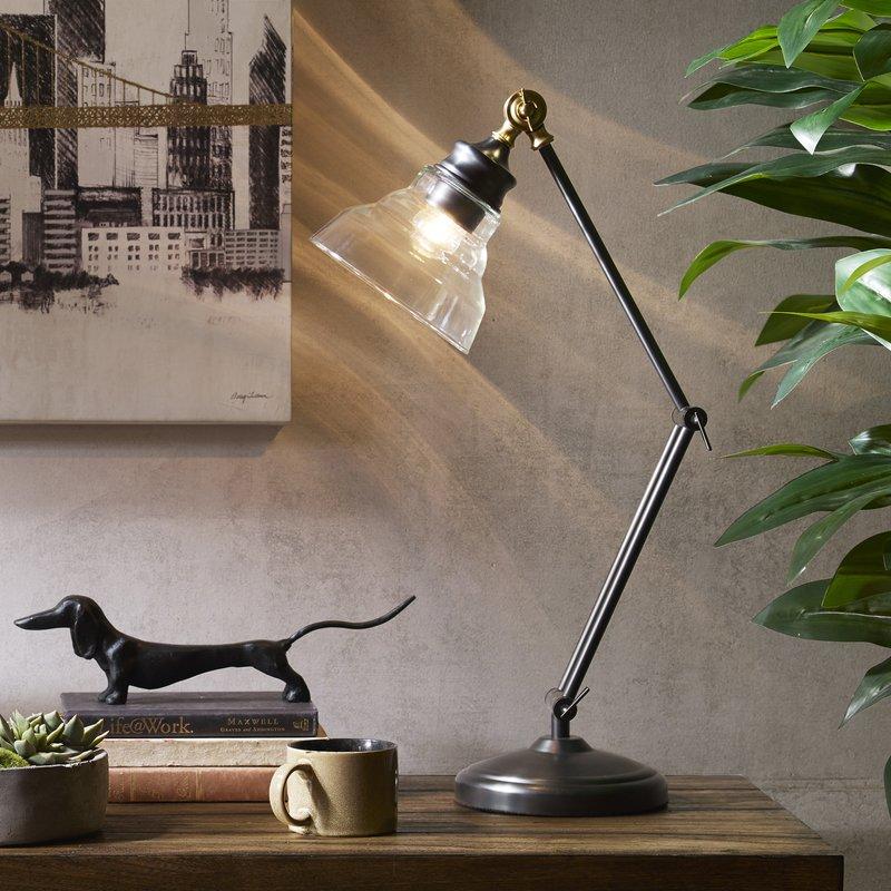 """Denver Task 33"""" Desk Lamp"""