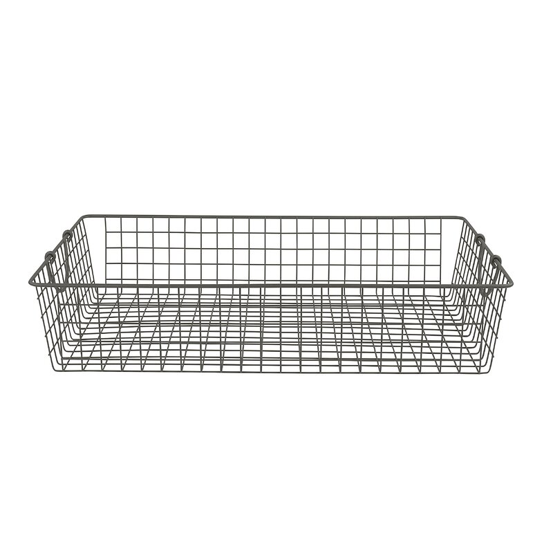 Stowaway Metal Basket