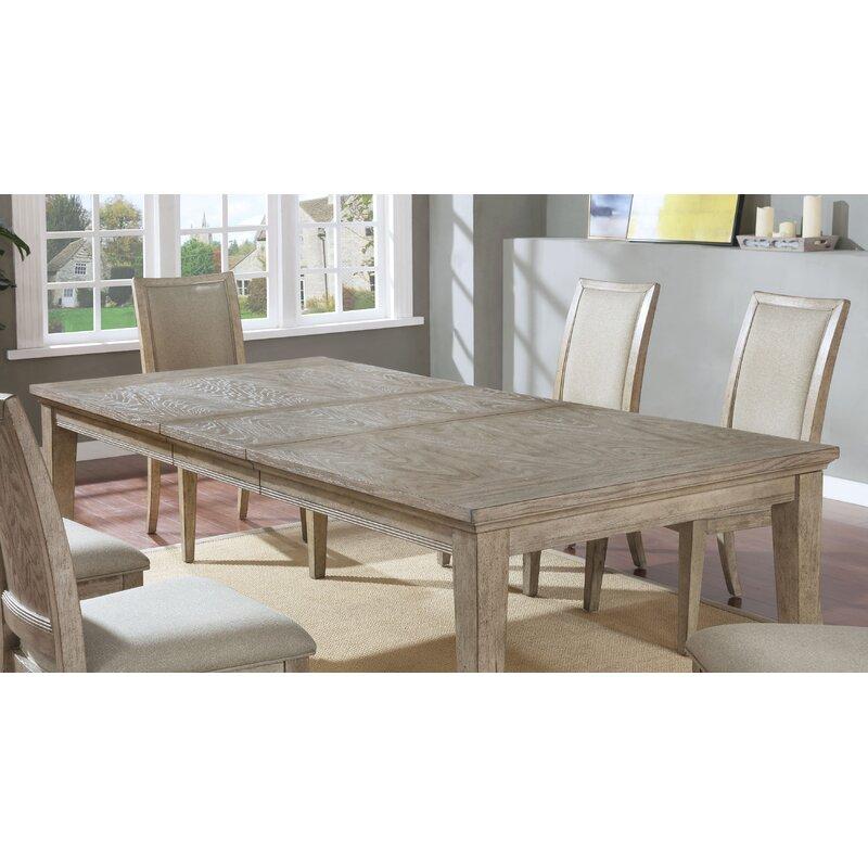 Sweatt Extendable Dining Table