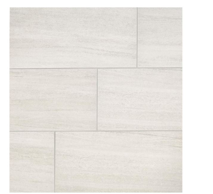 Marazzi Modern Renewal Parchment 12 in. x 24 in. Glazed Porcelain Floor and Wall Tile (15.6 sq. ft. / case)