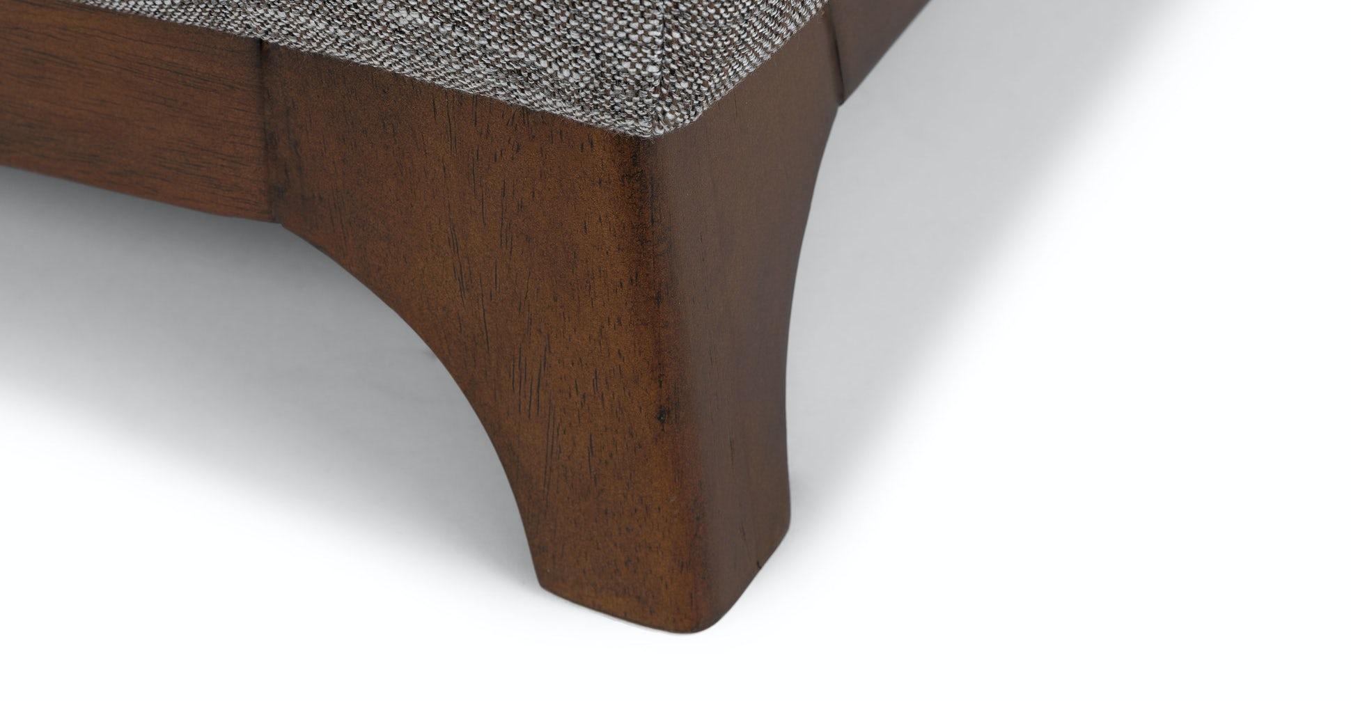 Ceni Pyrite Gray Corner Sectional