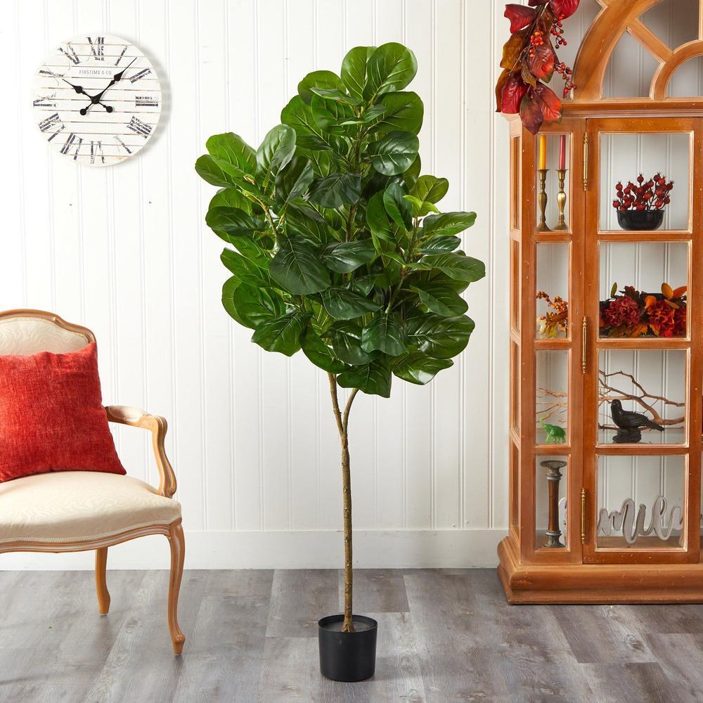 6' Fiddle Leaf Fig Artificial Tree