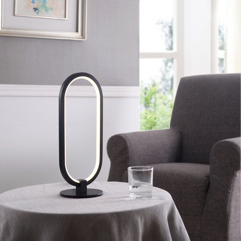 """Cam Led 14"""" Table Lamp"""