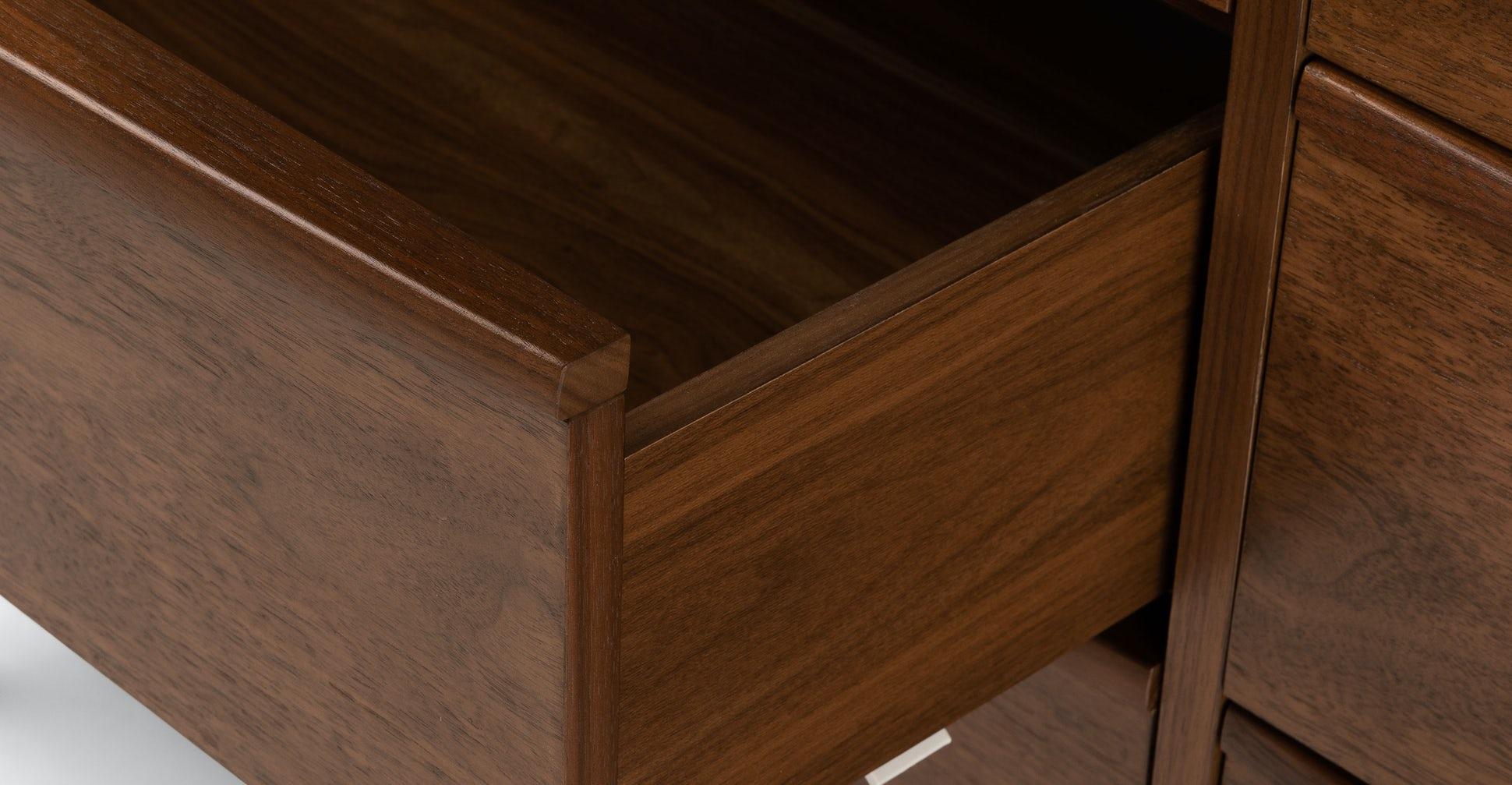 Lenia 6 Drawer Double Dresser