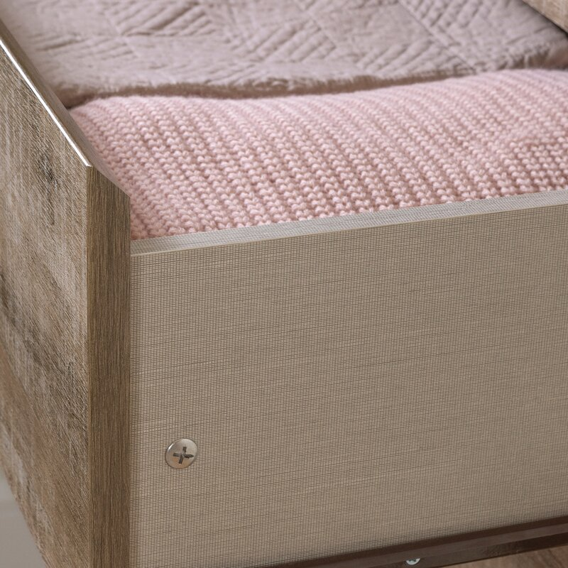 Sazena 7 Drawer Double Dresser