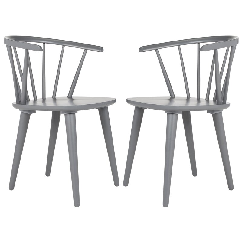 Ginny Solid Wood Dining Chair