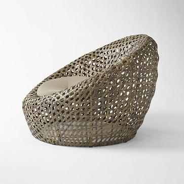 Montauk Nest Chair + Cushion