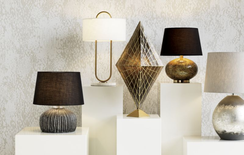 Warner table lamp RESTOCK IN EARLY MAY,2021.