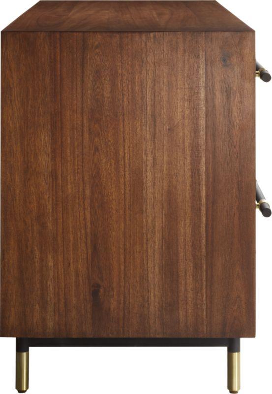 Oberlin Low Dresser