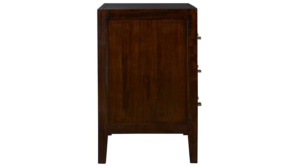 Dawson II Clove 6-Drawer Dresser - Crate and Barrel