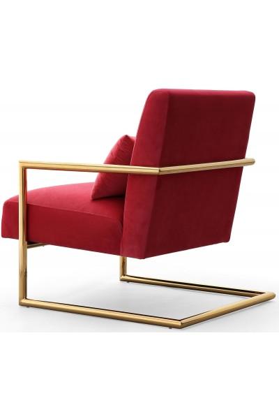 Lyla Jane Velvet Chair