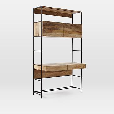 "Industrial Storage Modular System- 49"" Desk"