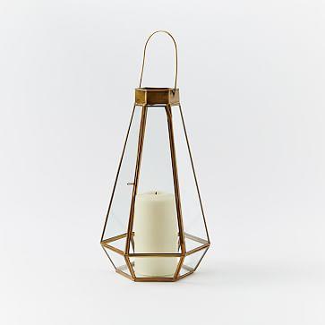 Faceted Lantern, Medium