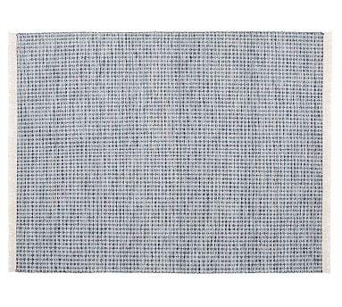 Oden Rug, 5x8', Blue