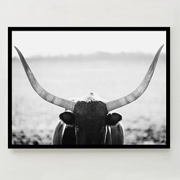 Minted for West Elm, Staredown