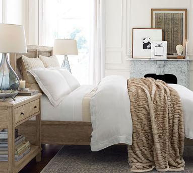 Sausalito Bed, Queen - Seadrift
