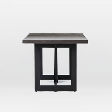 Ashton Indoor/Outdoor Dining Table - Iron