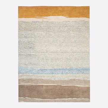 Meadow Rug, Natural, 8'x10'