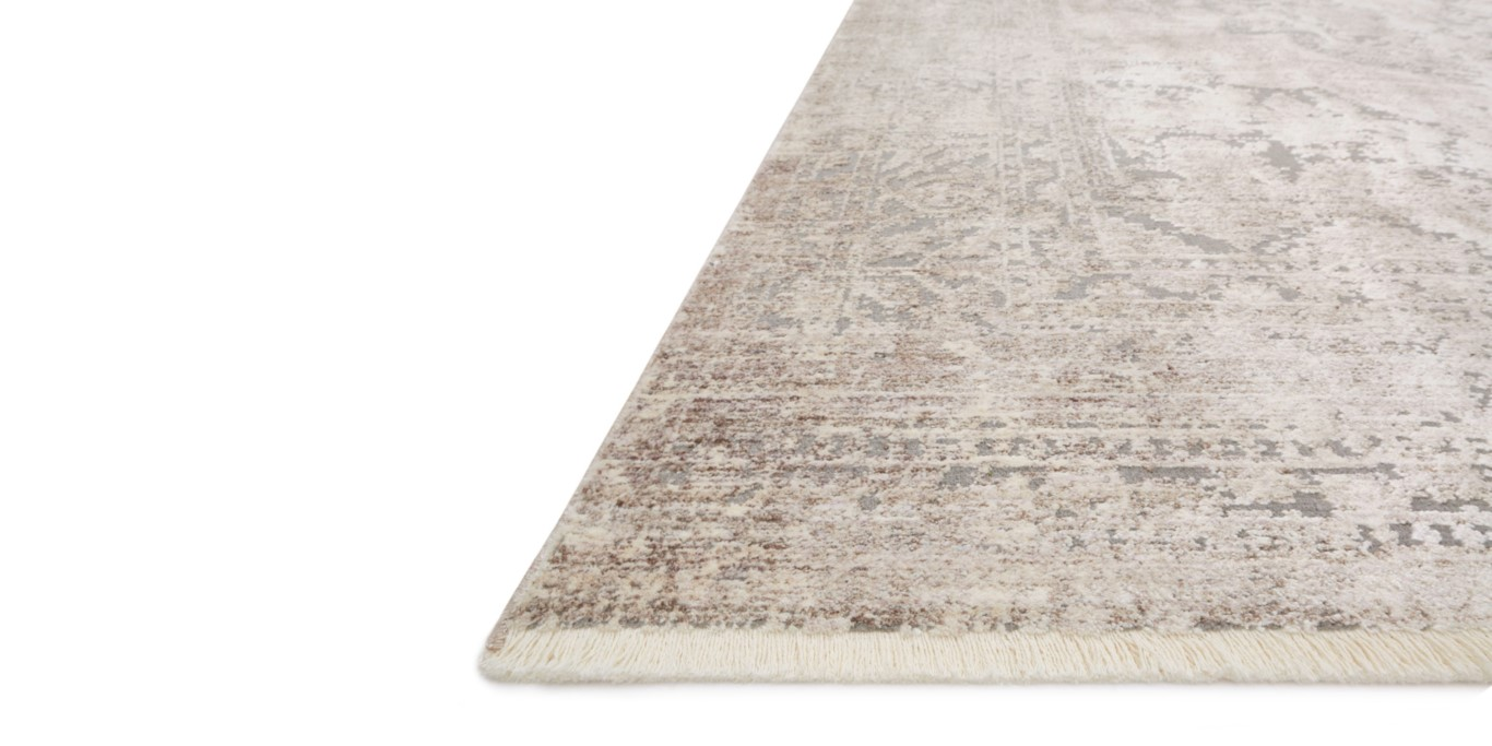 """OE-01 MH TAUPE / TAUPE, 7'10"""" x 10'"""