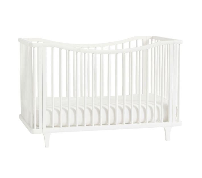 Dawson Crib, Simply White
