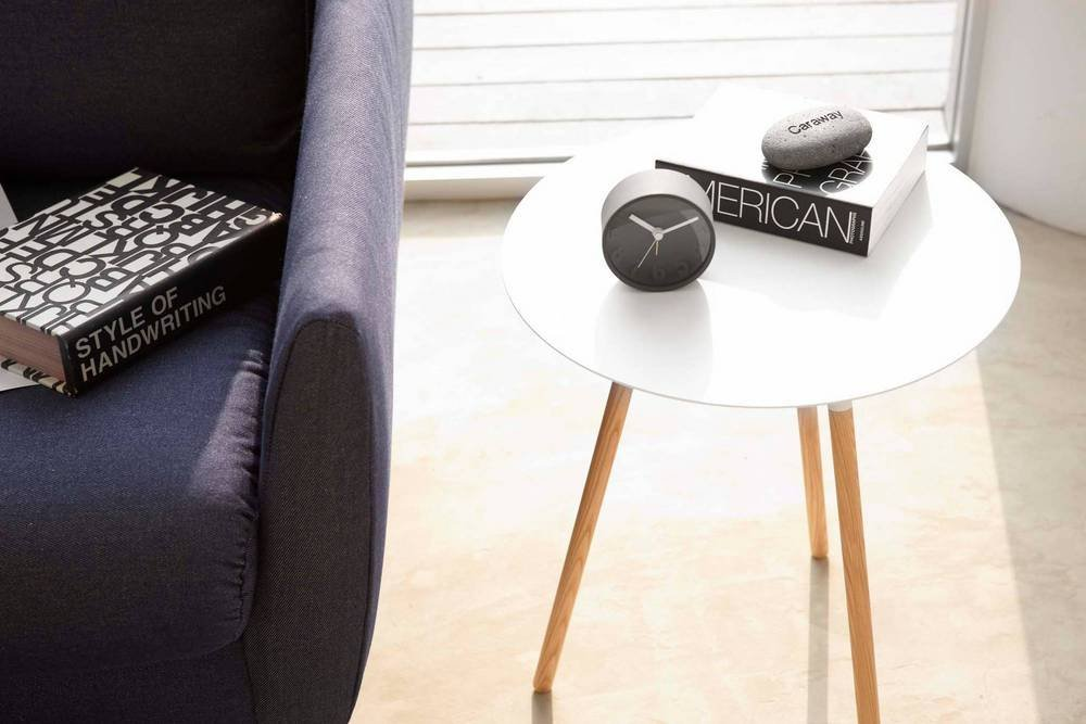 Plain - Side Table White