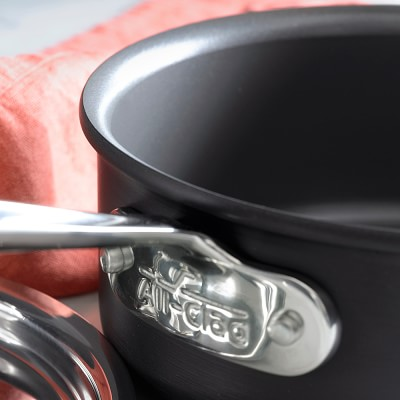 All-Clad NS1 Nonstick Induction Set, 13 Piece