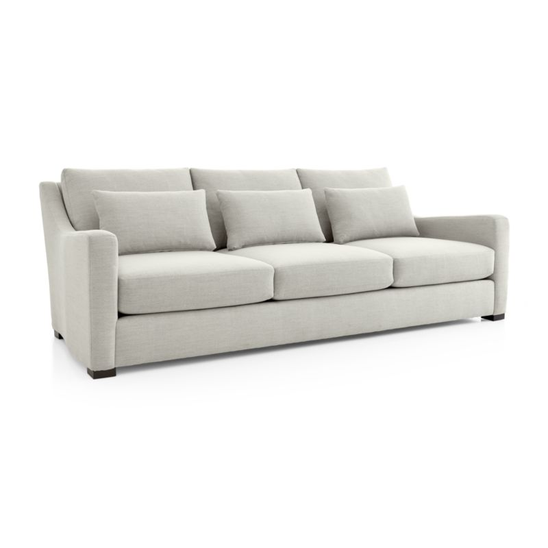 "Verano II 102"" Grande Slope Arm Sofa"