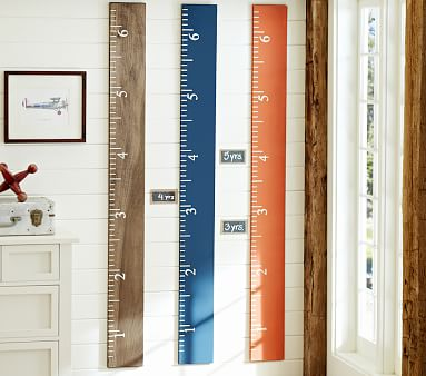 Personalized Green Growth Chart