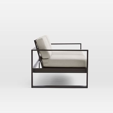 Portside Aluminum Outdoor Sofa