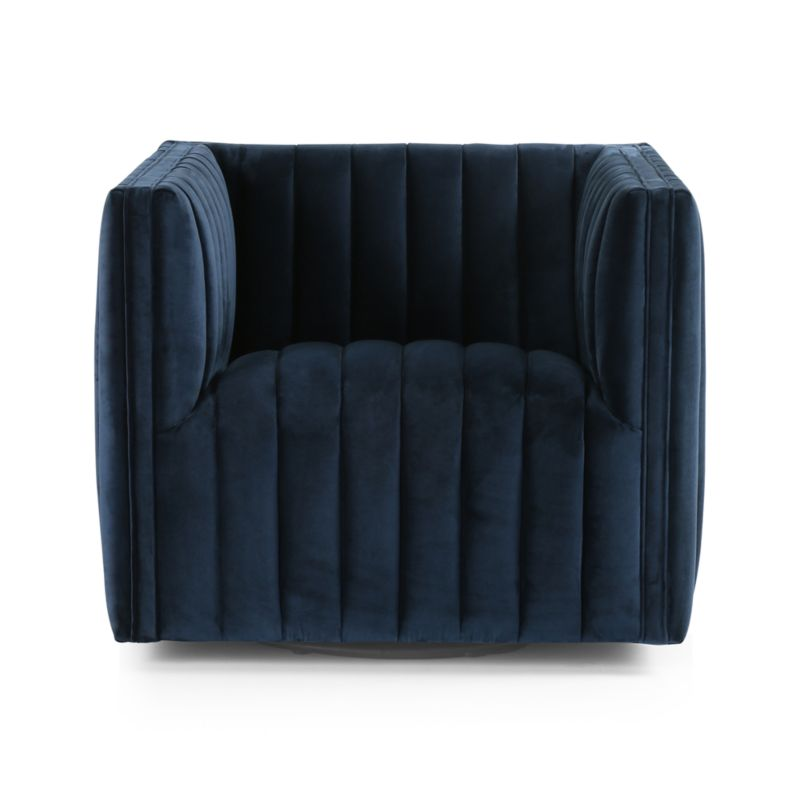 Cosima Channel Tufted Chair