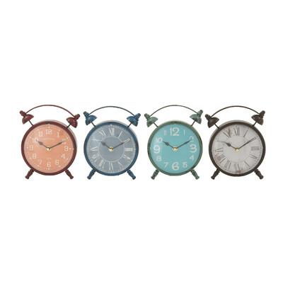 Templeton Table Clock Set