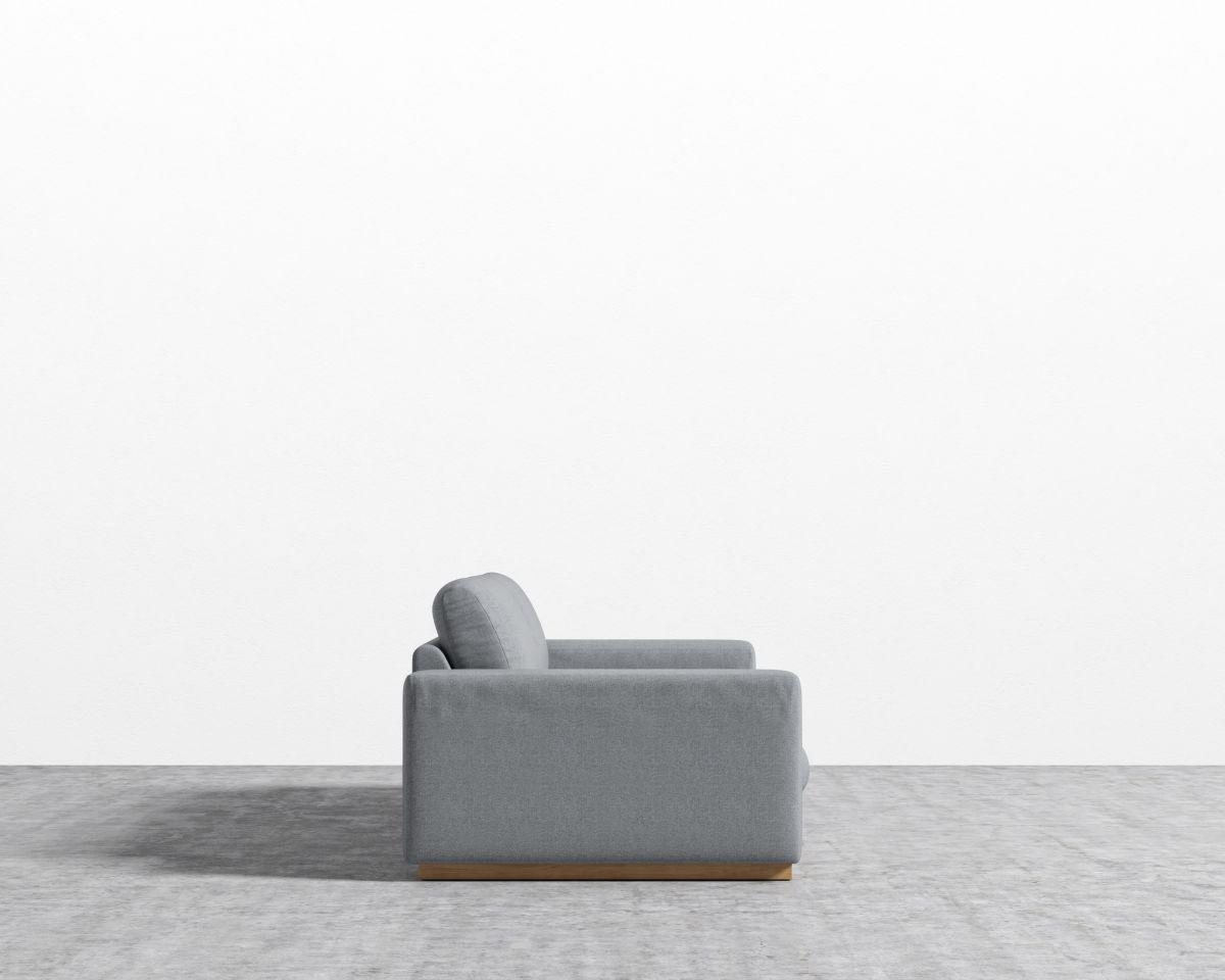 Noah Sofa - Arctic Grey