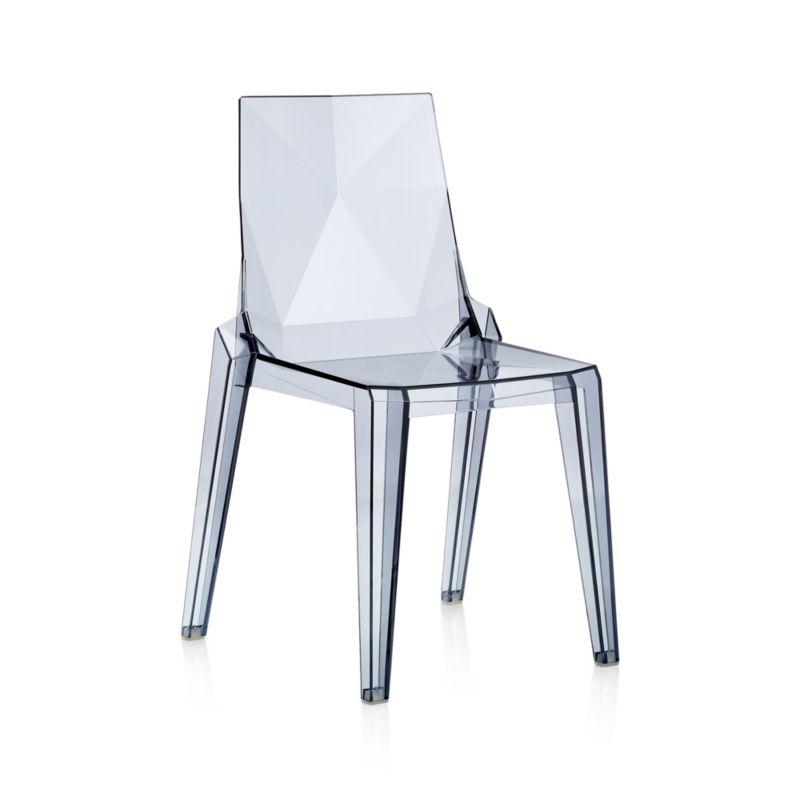 Mist Acrylic Dining Chair