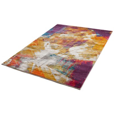 Felicienne Modern Abstract Area Rug