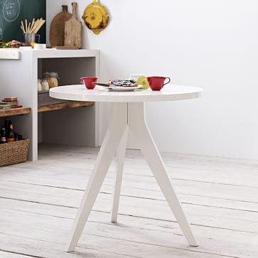 Tripod Table, Walnut