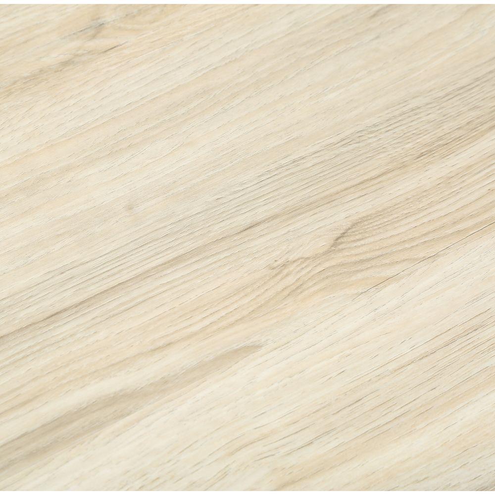 Allure 6 in. x 36 in. Alpine Elm Luxury Vinyl Plank Flooring (24 sq. ft. / case), Grey