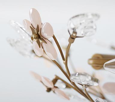 Grace Flower Flushmount