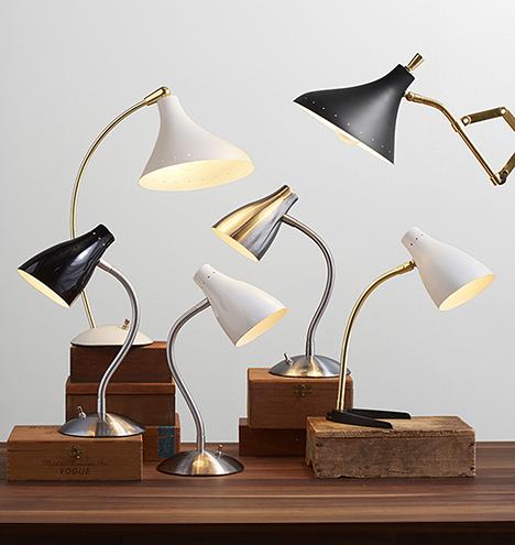 Lynwood Single Task Lamp