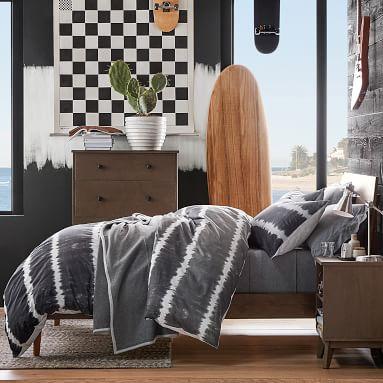 Quinn Bed, Full, Mocha, In-Home