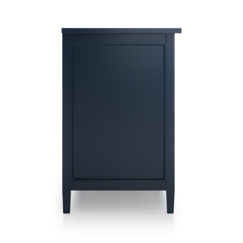 Harbor Indigo 5-Drawer Dresser