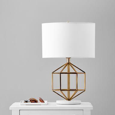 Geo Table Lamp
