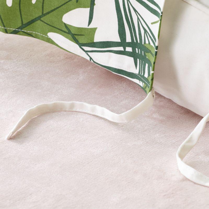 Tropical Teepee With Cushion Set