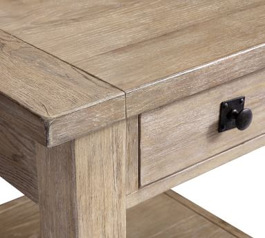 Benchwright Square Side Table, Seadrift