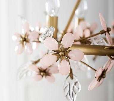 Grace Flower Chandelier
