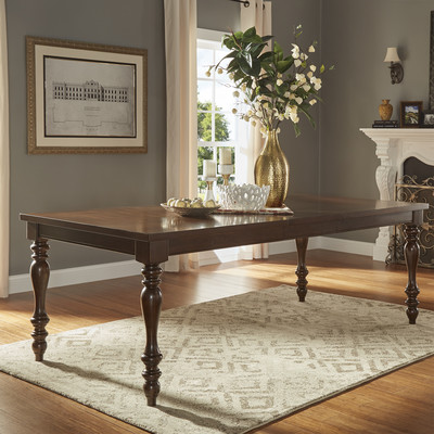 Hilliard Extendable Dining Table