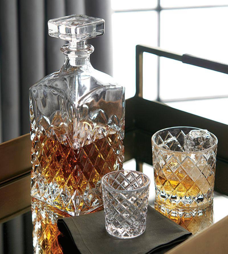 Hatch Highball Glass