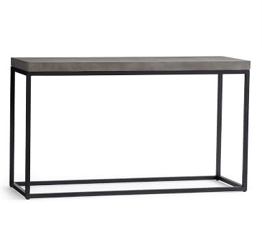 Sloan Concrete Console Table