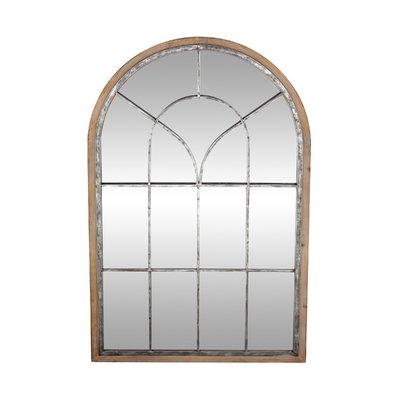Gatton Rustic Arched Accent Mirror