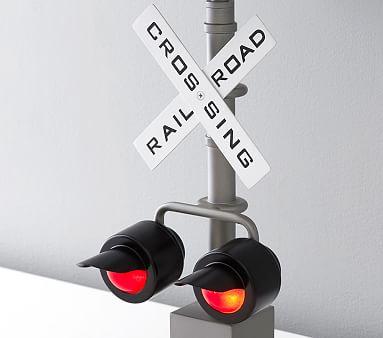 Railroad Crossing Lamp