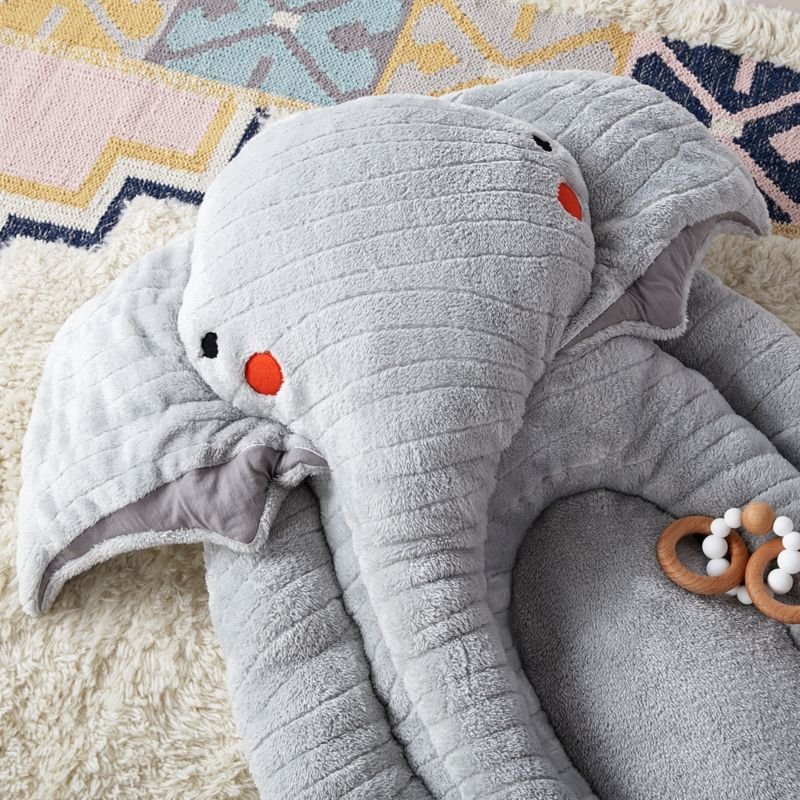 Unforgettable Elephant Baby Playmat